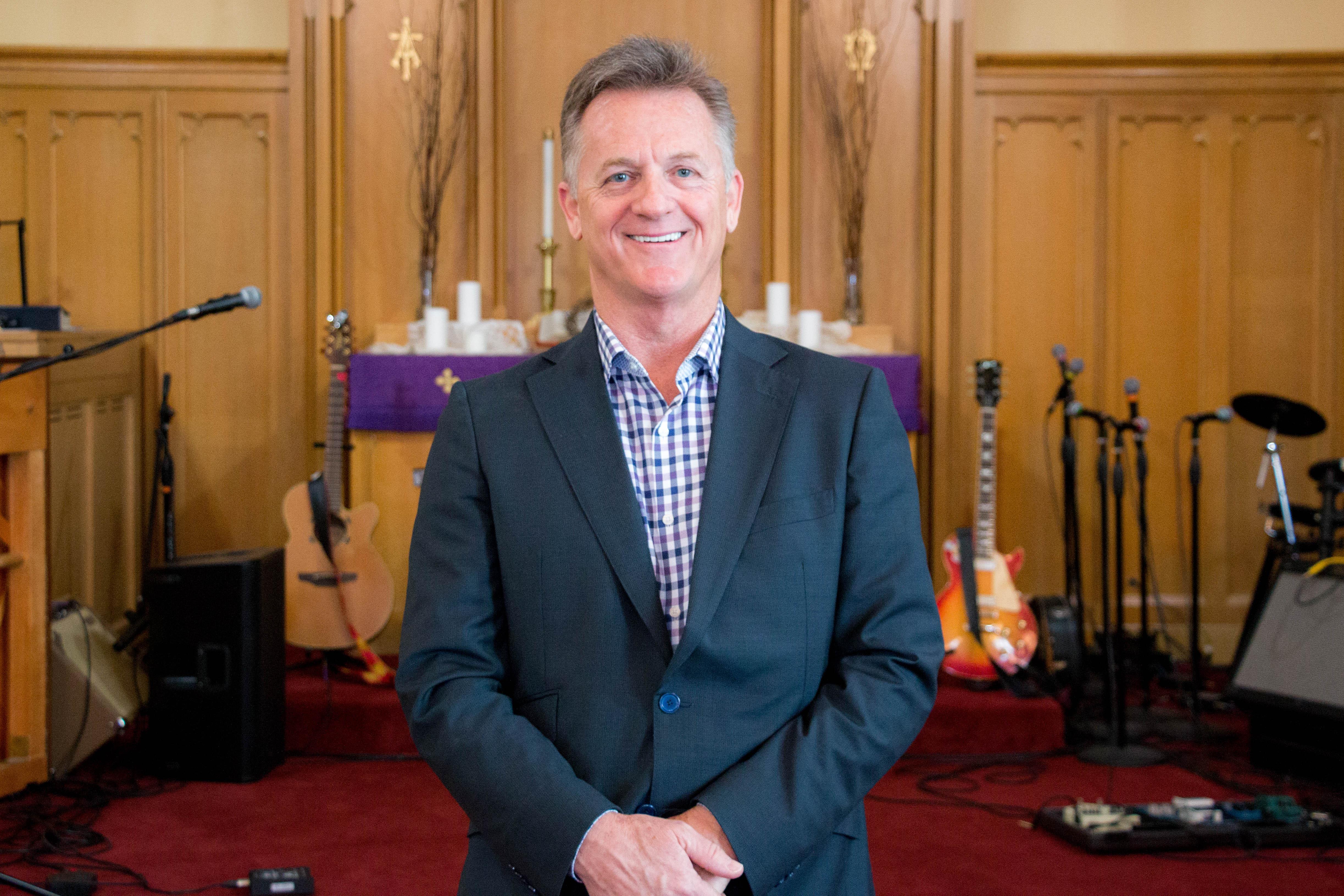 Pastor Kent D. Schuette